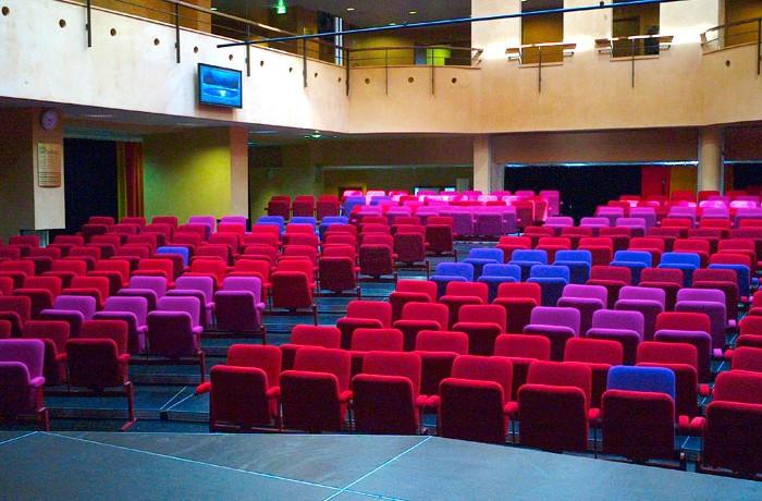 Palais des congrès à Ajaccio