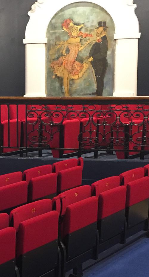 Signature F   Concepteur   Fabricant Français de sièges de spectacle ... 0861e8840c5